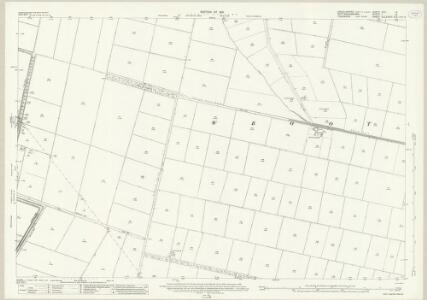Lincolnshire XXIV.12 (includes: Finningley; Misson; Wroot) - 25 Inch Map