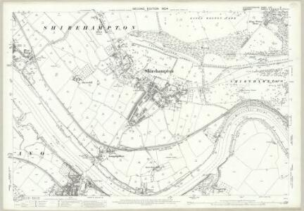 Gloucestershire LXXI.6 (includes: Abbots Leigh; Bristol; Easton in Gordano) - 25 Inch Map