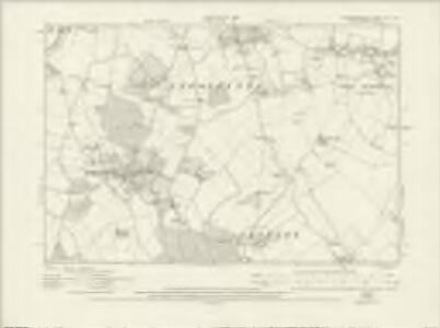 Hertfordshire XII.SW - OS Six-Inch Map