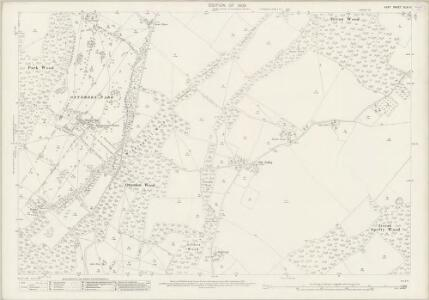 Kent XLIV.11 (includes: Eastling; Otterden; Stalisfield) - 25 Inch Map