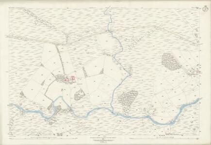 Devon CVII.6 (includes: Lydford) - 25 Inch Map