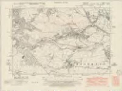 Derbyshire XII.NE - OS Six-Inch Map