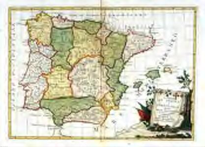 Li regni di Spagna e Portogallo
