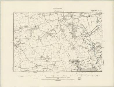 Devonshire LIV.NE - OS Six-Inch Map