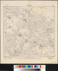 Meßtischblatt 2035, neue Nr. 3738 : Theessen, 1919