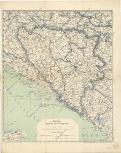 Dalmatien, Bosnien und Hercegovina