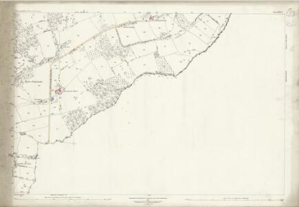 Worcestershire XXVI.2 (includes: Bockleton; Hampton Charles; Kyre; Stoke Bliss; Thornbury) - 25 Inch Map