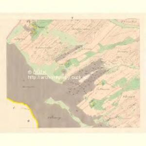 Putzeriet (Pocinovice) - c5861-1-005 - Kaiserpflichtexemplar der Landkarten des stabilen Katasters