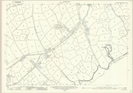 Monmouthshire XXXV.3 (includes: Caldicot; Rogiet) - 25 Inch Map