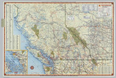 Shell British Columbia - Alberta.