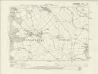Buckinghamshire IX.NW - OS Six-Inch Map
