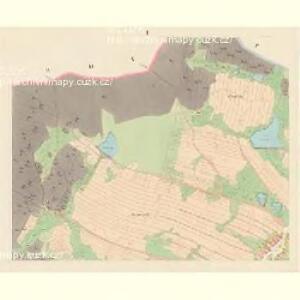 Strana - c7384-1-001 - Kaiserpflichtexemplar der Landkarten des stabilen Katasters