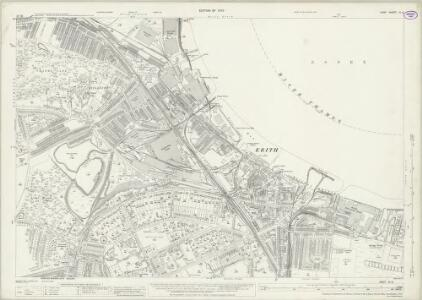 Kent III.9 (includes: Erith; Wennington) - 25 Inch Map