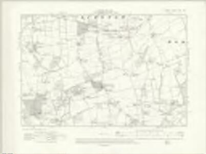 Surrey XLII.NW - OS Six-Inch Map