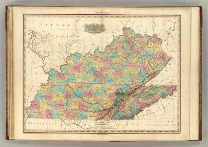 Kentucky and Tennessee.