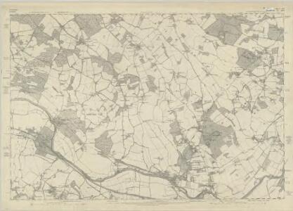 Hertfordshire XXXVIII - OS Six-Inch Map