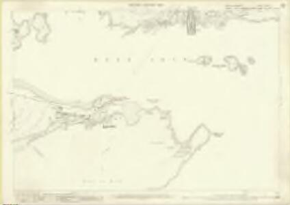 Ross-shire, Sheet  122.11 - 25 Inch Map