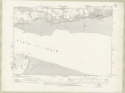Fife and Kinross Sheet XXXVII.SE - OS 6 Inch map