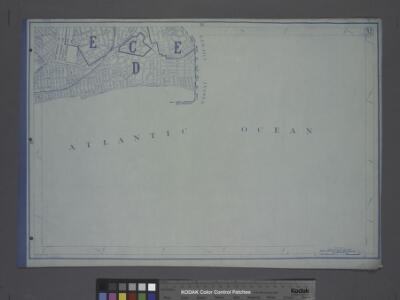 Area District Map Section No. 31; Area district map / City of New York, Board of Estimate and Apportionment.