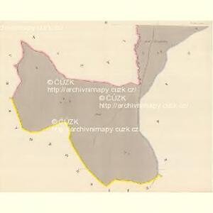 Wratzow (Wracow) - c8782-1-002 - Kaiserpflichtexemplar der Landkarten des stabilen Katasters