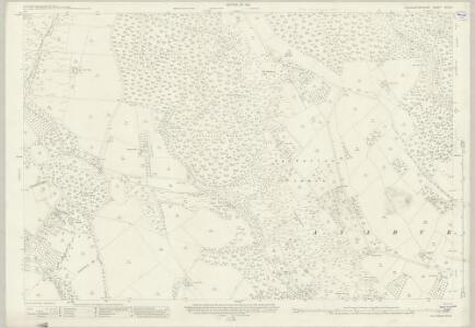 Gloucestershire XLVII.5 (includes: Alvington; Aylburton; Lydney; St Briavels) - 25 Inch Map