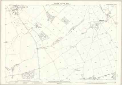 Shropshire LXVII.6 (includes: Alveley; Quatt Malvern) - 25 Inch Map