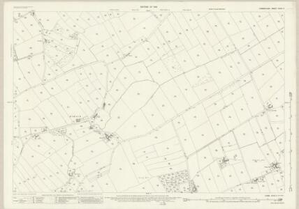 Cumberland XXVIII.5 (includes: Holme Abbey) - 25 Inch Map