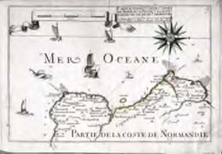 Capitaineries garde costes de Barfleur Retauville et partie de celle de Cherbourg
