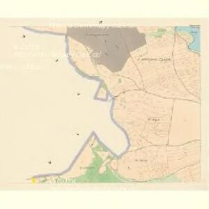 Kestrzan (Kestřan) - c3095-2-003 - Kaiserpflichtexemplar der Landkarten des stabilen Katasters
