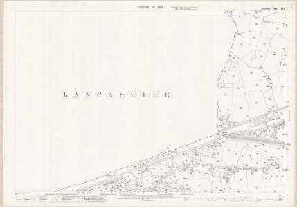 Cheshire XVI.8 (includes: Grappenhall; Stockton Heath; Warrington; Woolston) - 25 Inch Map