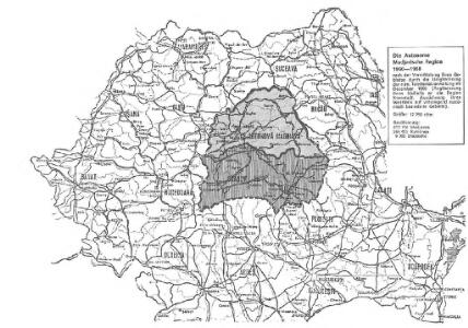 Die Autonome Madjarische Region 1960-1968