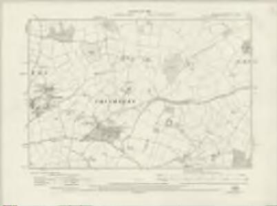 Buckinghamshire V.SE - OS Six-Inch Map