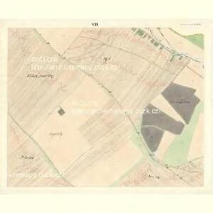 Ostra Vorstadt (Ostrowse Předmwstj) - m2196-1-006 - Kaiserpflichtexemplar der Landkarten des stabilen Katasters