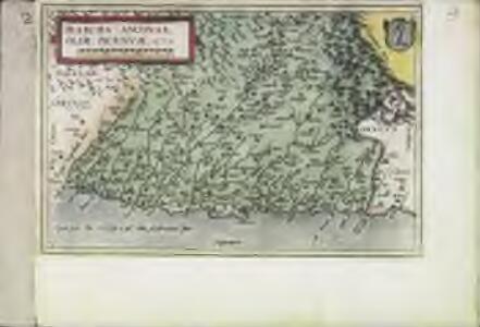 Marcha Anconae, olim Picenvm 1572
