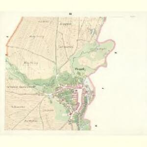 Wessely - c8515-1-003 - Kaiserpflichtexemplar der Landkarten des stabilen Katasters