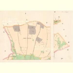 Plassnitz (Plasnice) - c7708-2-001 - Kaiserpflichtexemplar der Landkarten des stabilen Katasters