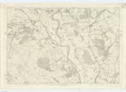 Dumfriesshire, Sheet XXXI - OS 6 Inch map