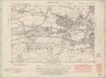 Stirlingshire Sheet XXX.NW - OS 6 Inch map