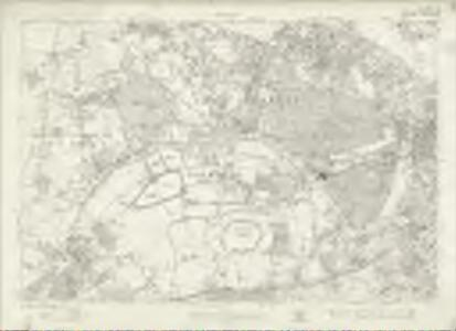 London Sheet Q - OS Six-Inch Map