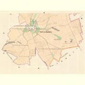 Nelleschowitz - m1949-1-002 - Kaiserpflichtexemplar der Landkarten des stabilen Katasters