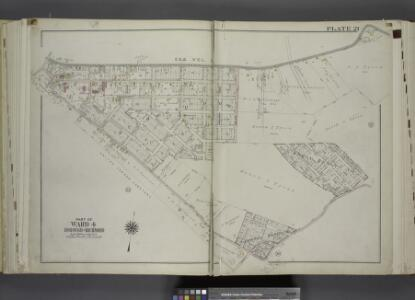 Part of Ward 4. [Map bound by Richmond Road, Grand    St, Clarke Ave, Amboy Road, Tysens St, Center St]
