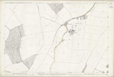 Essex (1st Ed/Rev 1862-96) VIII.5 (includes: Chrishall; Great Chishill) - 25 Inch Map