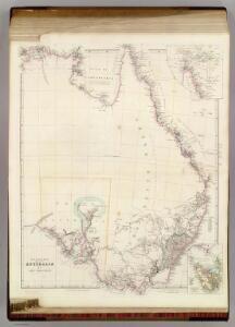Eastern Portion of Australia.