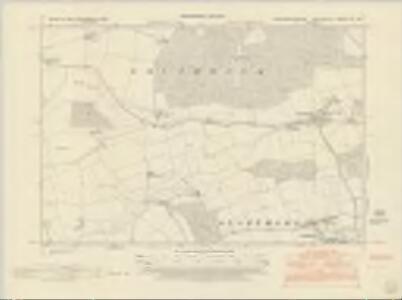Northamptonshire XII.SE - OS Six-Inch Map