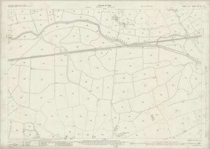 Sussex XLV.13 (includes: Icklesham; Udimore) - 25 Inch Map