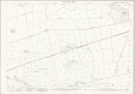 Yorkshire CCVIII.7 (includes: Everingham; Holme Upon Spalding Moor) - 25 Inch Map