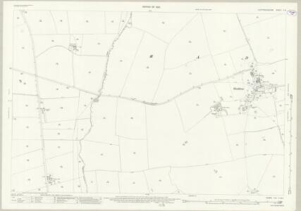 Huntingdonshire V.9 (includes: Elton; Haddon; Morborne) - 25 Inch Map