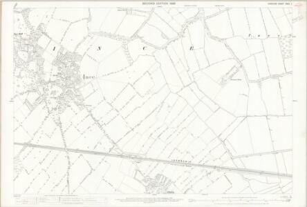 Cheshire XXXII.1 (includes: Ellesmere Port; Elton) - 25 Inch Map