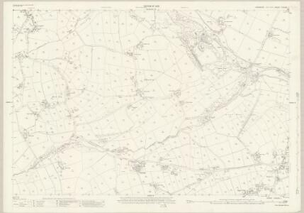 Yorkshire CCXCIV.1 (includes: Bradfield) - 25 Inch Map