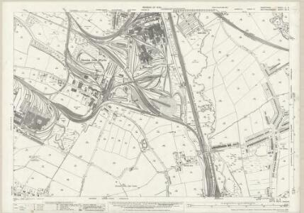 Derbyshire LI.6 (includes: Beeston and Stapleford; Ilkeston; Sandiacre; Stanton By Dale; Trowell) - 25 Inch Map